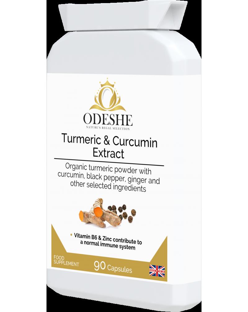 Turmeric & Curcumin Extract